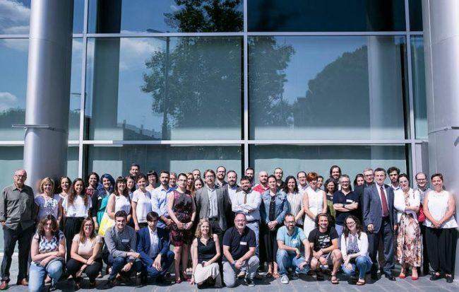 Así se está preparando la primera promoción de asesores científicos en España