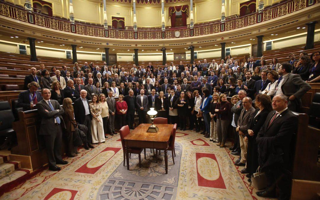 #CienciaenelParlamento o cómo Twitter puede ayudar a mejorar la democracia