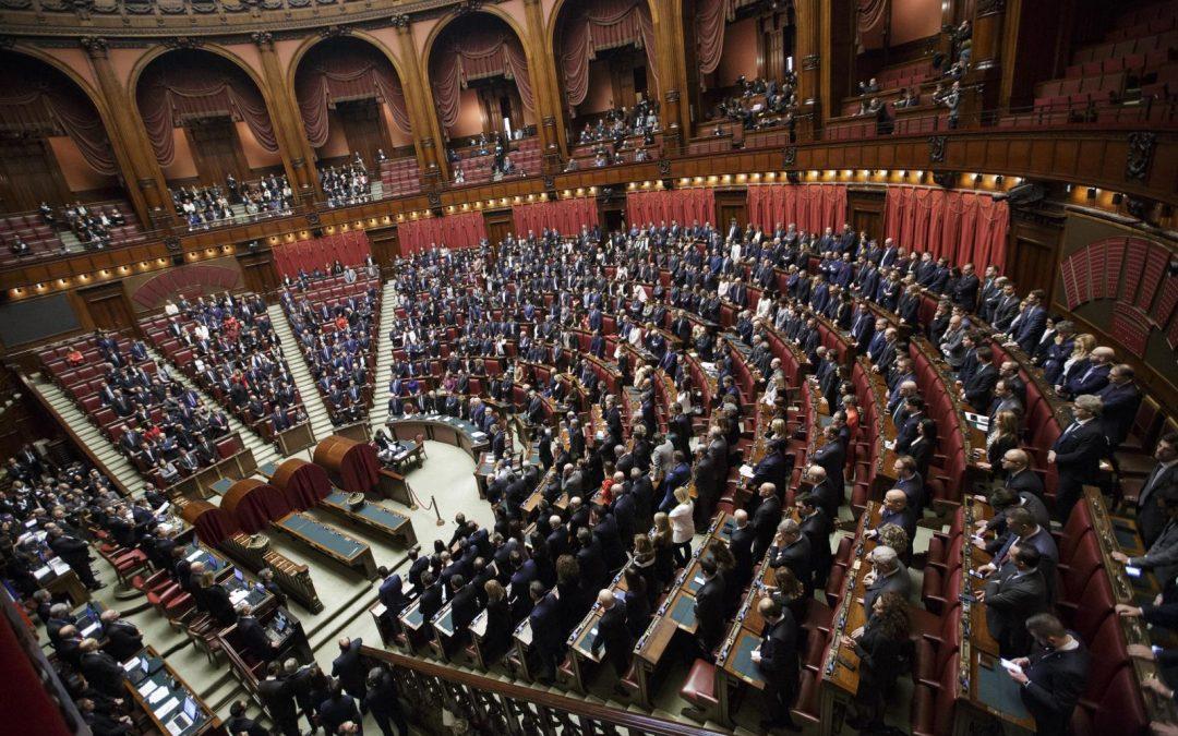 Comienza el llamamiento de Ciencia en el Parlamento en Italia