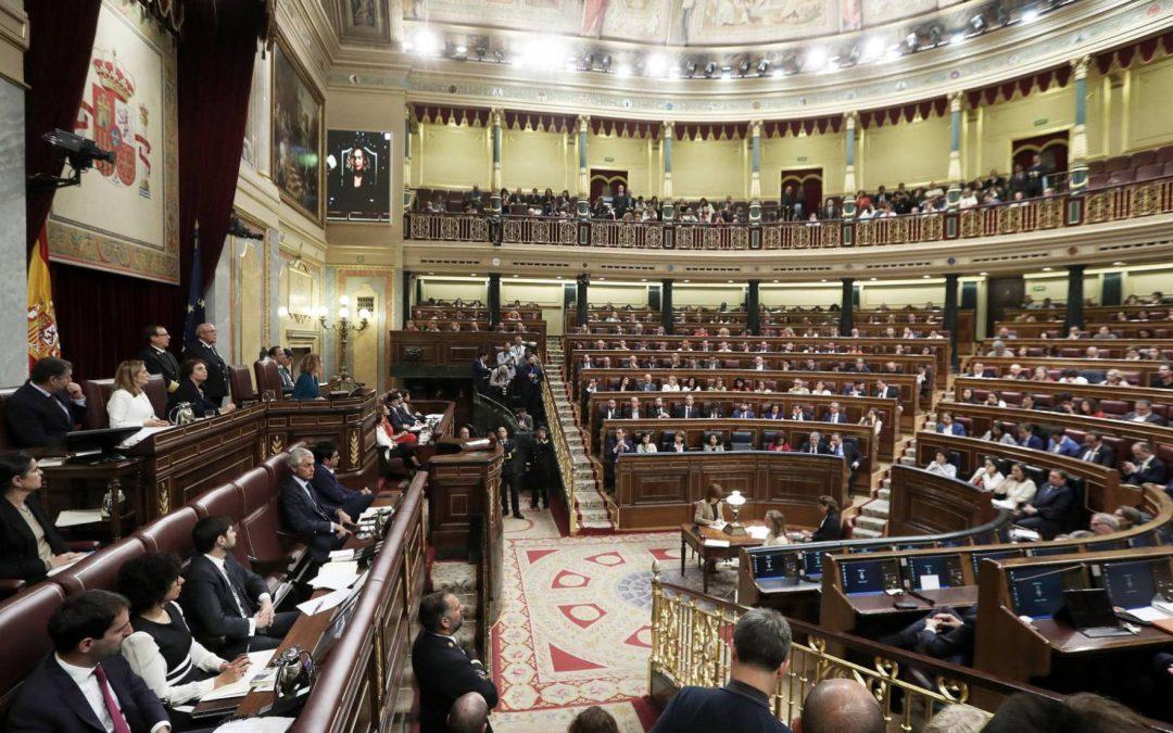 Más poderes para el Parlamento