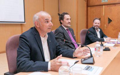 Presentación de #CIenciaenelParlamento en la Universidad de La Laguna