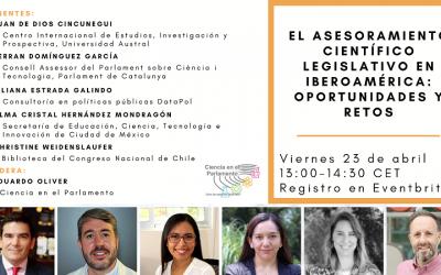 ¿Qué oportunidades ofrecen los mecanismos de asesoramiento científico legislativo en Iberoamérica y a qué retos deben enfrentarse?